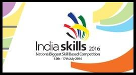 Inaugural Ceremony of India Skills Competition on the occasion of World Youth Skills Day by Hon'ble President of India Sh. Pranab Mukherjee on 15th July 2016 at 06:00 PM
